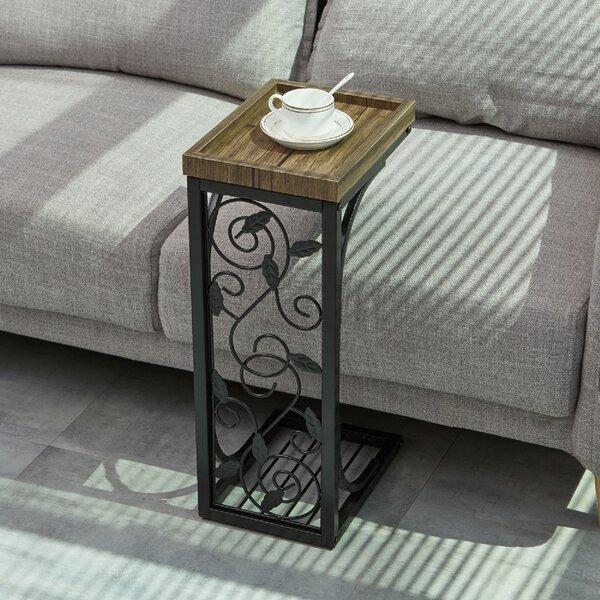 Hoard End Table by Fleur De Lis Living