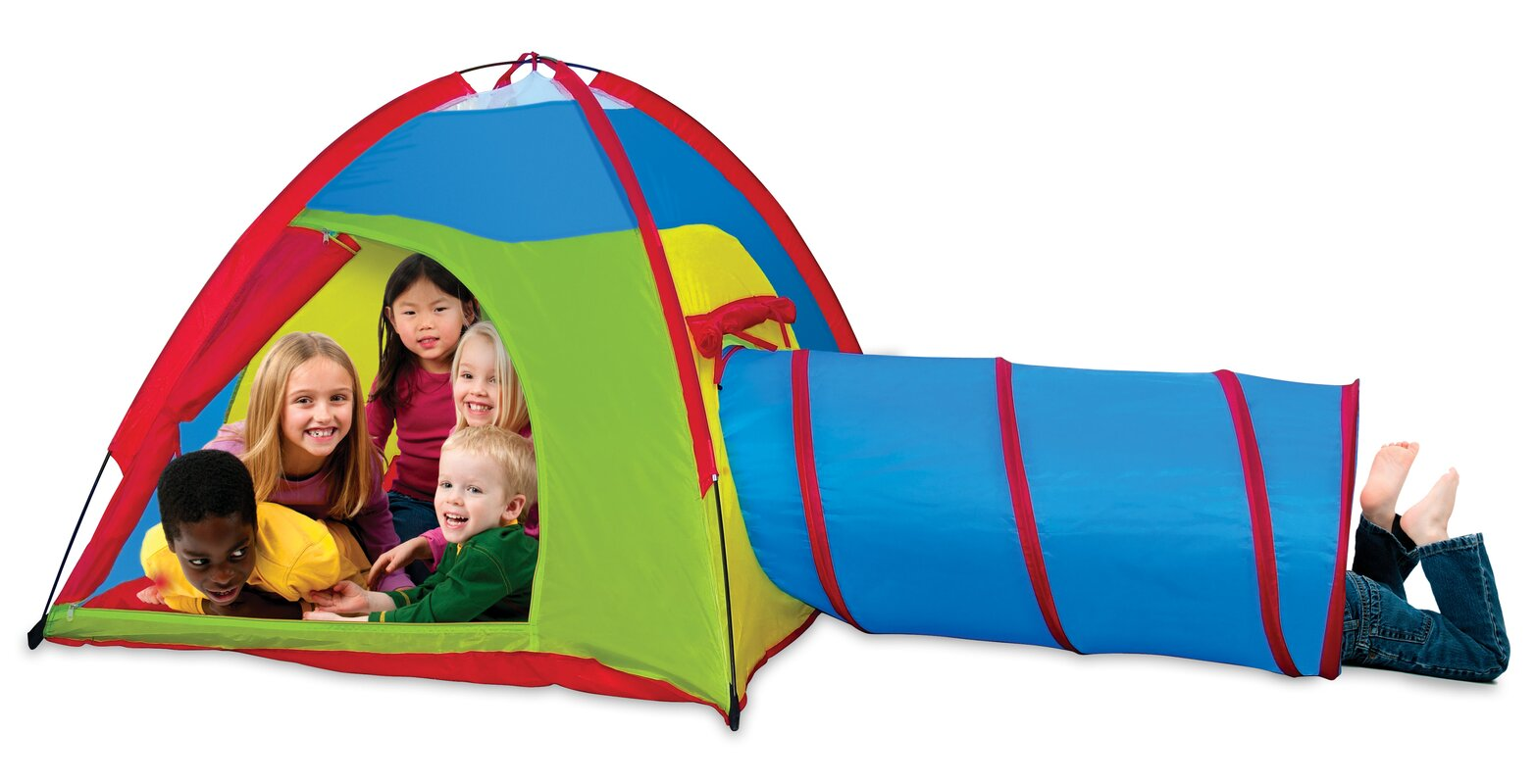 Adventure Play Tent  sc 1 st  Wayfair & GigaTent Adventure Play Tent u0026 Reviews | Wayfair