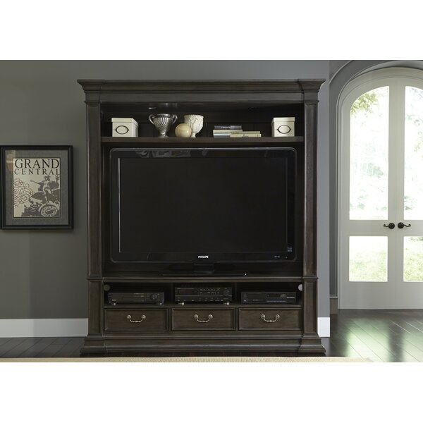 Setzer Entertainment Center by Darby Home Co