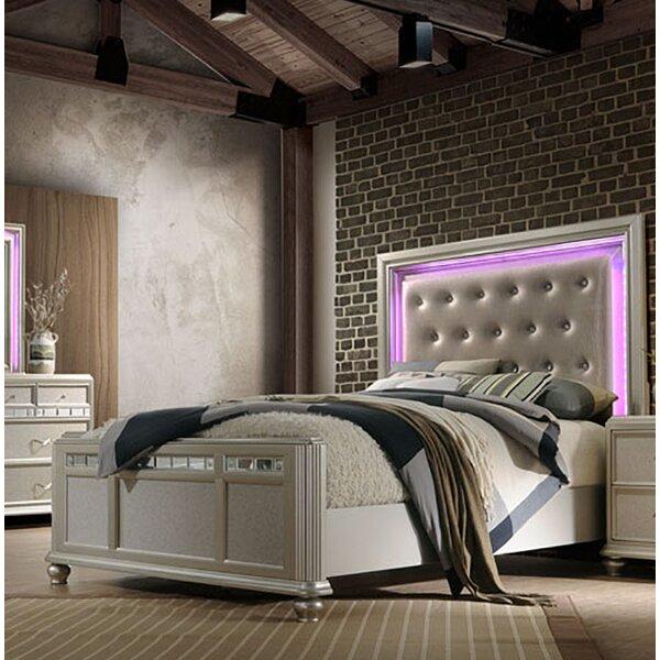 Drage Light Standard Bed by Rosdorf Park