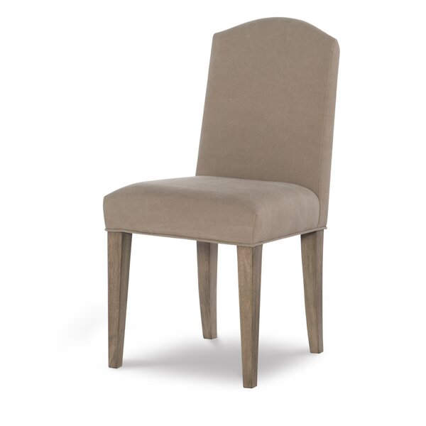 Lesli Side Chair by Highland Dunes