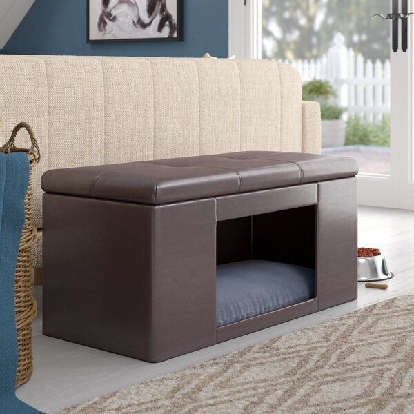 Antoinette Comfy Pet Bed Bench by Archie & Oscar