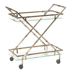 Lanai Bar Cart by OSP Designs