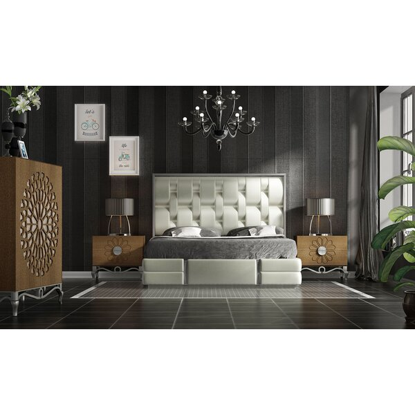 Helotes Standard 3 Piece Bedroom Set by Orren Ellis