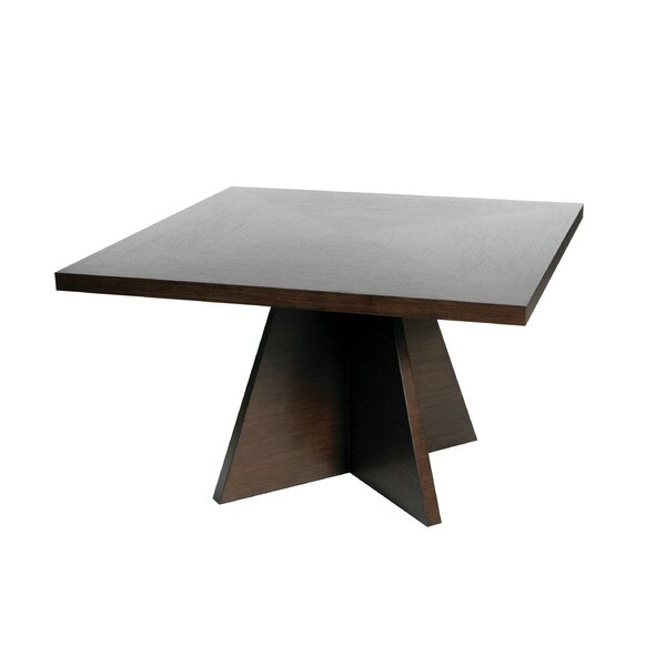Lugu Solid Wood Dining Table by Indo Puri