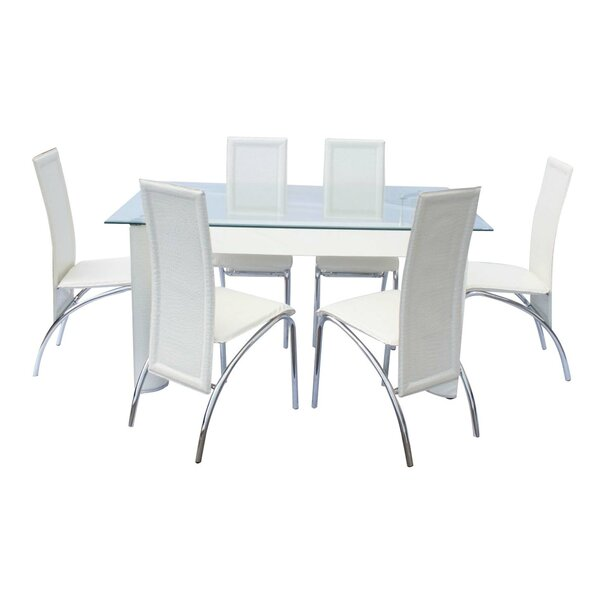 Florham Dining Table by Wade Logan