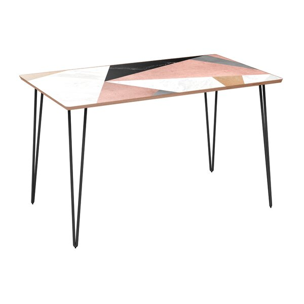 Gochenour Dining Table by Wrought Studio