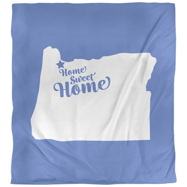 Home Sweet Portland Single Duvet Cover