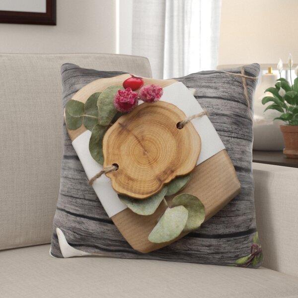 Urbana Gift Indoor/Outdoor Canvas Throw Pillow