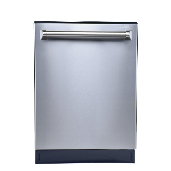 24'' 46 dBA Built-In Dishwasher by Hallman Industr