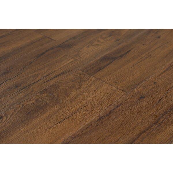 Paradiso 7 x 49 x 6.5mm WPC Luxury Vinyl Plank Pecan by Branton Flooring Collection