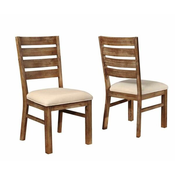 Nahoumi Dining Chair (Set of 2) by Gracie Oaks