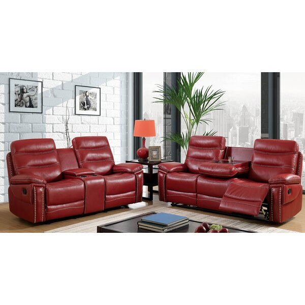 Mccurley Reclining Configurable Living Room Set by Latitude Run
