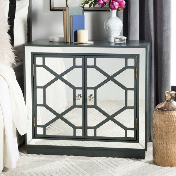 Emmeline 2 Door Accent Chest by Everly Quinn