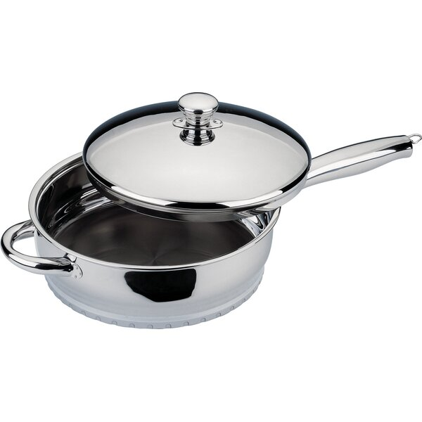 Cosmo 10 Skillet with Lid by BergHOFF International