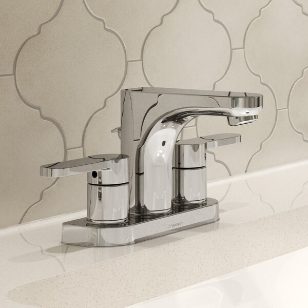 Identity Bathroom Faucet with Drain Assembly