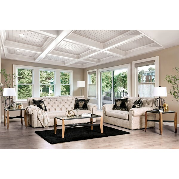 Greta Configurable Living Room Set by Canora Grey