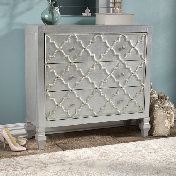 Bouldin 3 Drawer Accent Chest by Willa Arlo Interiors Willa Arlo Interiors