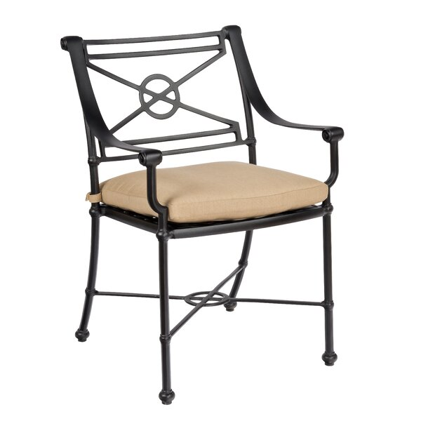 Delphi Patio Dining Chair by Woodard