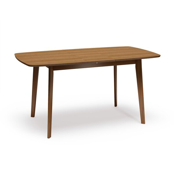 Dayton Extendable Solid Wood Dining Table by Aeon Furniture