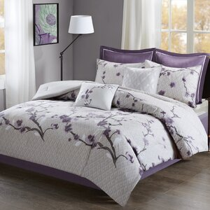 Buchanan 8 Piece Comforter Set