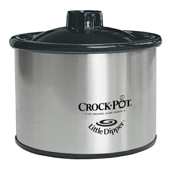 0.5-Quart Stainless Steel Little Dipper by Crock-pot