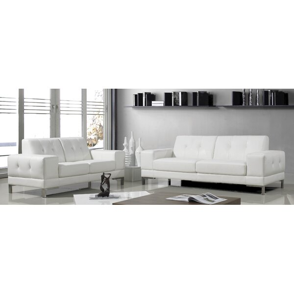 Zorski 2 Piece Living Room Set by Orren Ellis