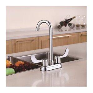 Premier Faucet Bayview Double Handle Kitchen Faucet
