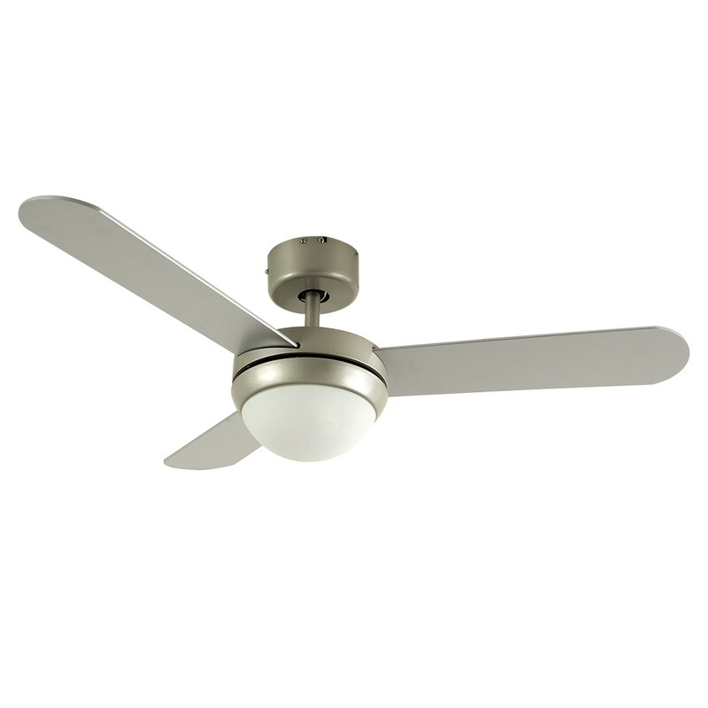 122cm Taurus 3 Blade Ceiling Fan With Remote