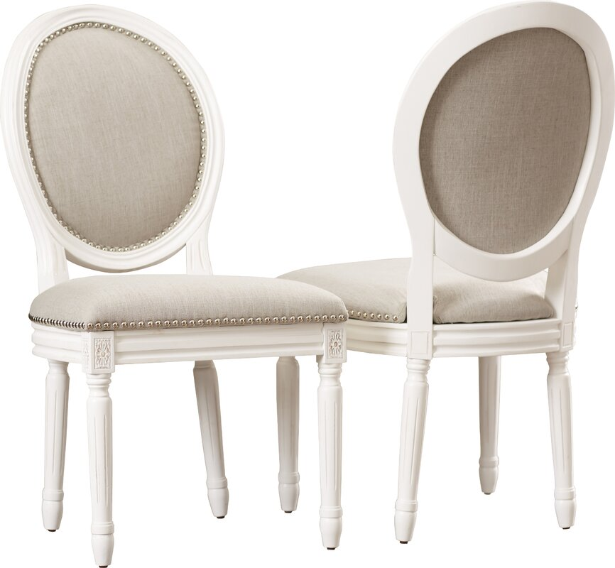 Alpes Upholstered Dining Chair