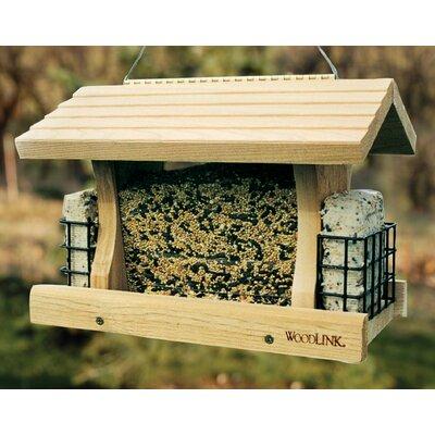 Woodlink Hopper Bird Feeder