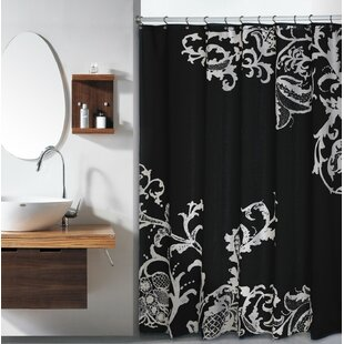 Bloomfield Large Floral Shower Curtain