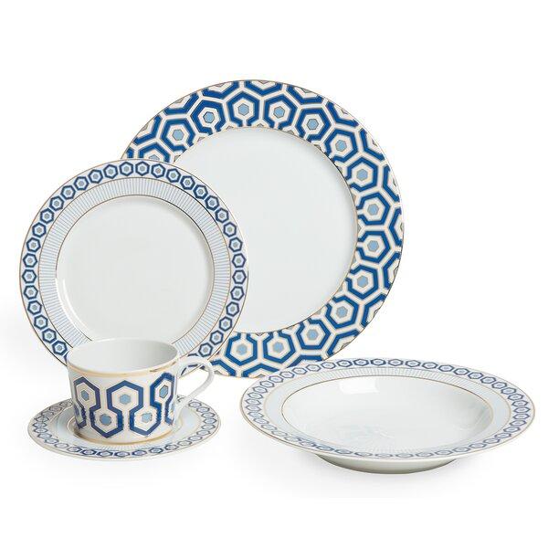 Newport 5-Piece Dinner Set by Jonathan Adler