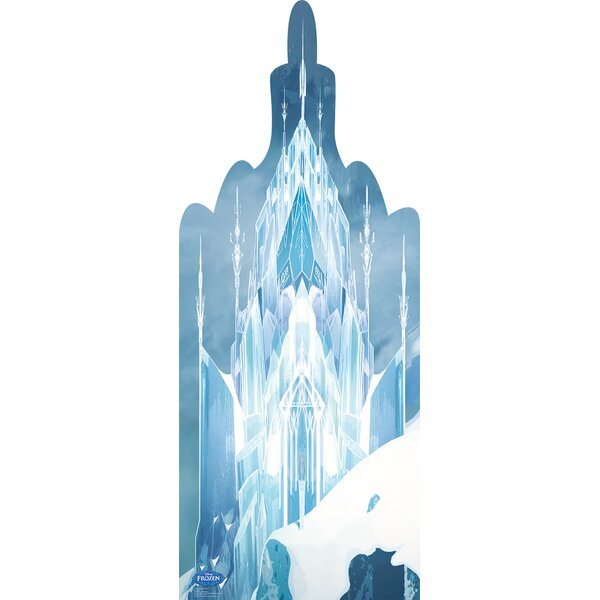 Frozen Ice Castle - Frozen Cardboard Standup by Advanced Graphics