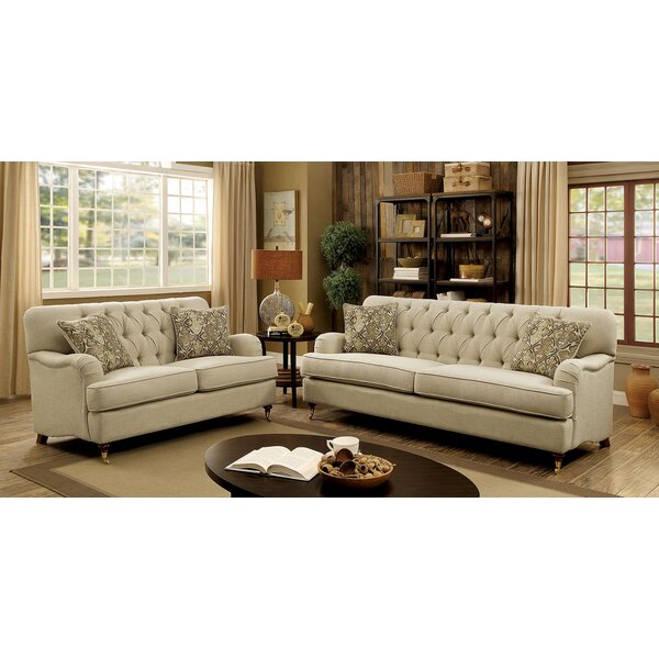 Luann Configurable Living Room Set by Canora Grey