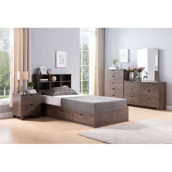Edgebrooke Storage Platform Configurable Bedroom Set by Union Rustic