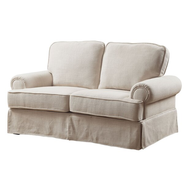 Good Quality Thaddeus Loveseat by August Grove by August Grove