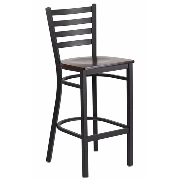 Spring Street 29 Bar Stool by Winston Porter