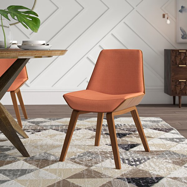 Atlantic Avenue Upholstered Dining Chair by Mercury Row