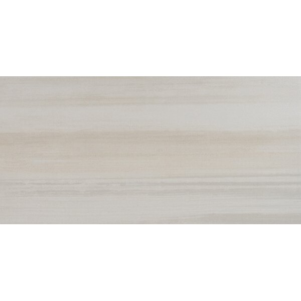 Watercolor Bianco 12 x 24 Porcelain Field Tile by MSI