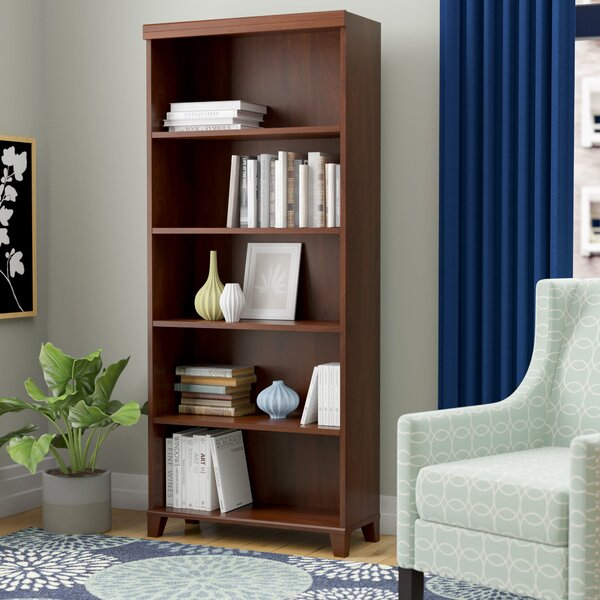 Cosner Standard Bookcase by Red Barrel Studio