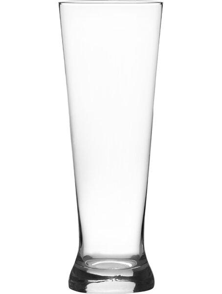 Laura 22 oz. Crystal Pint Glass (Set of 4) by Mikasa