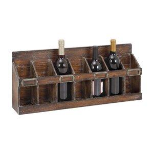 7 Bottle Tabletop Wine Rack by Cole & Grey