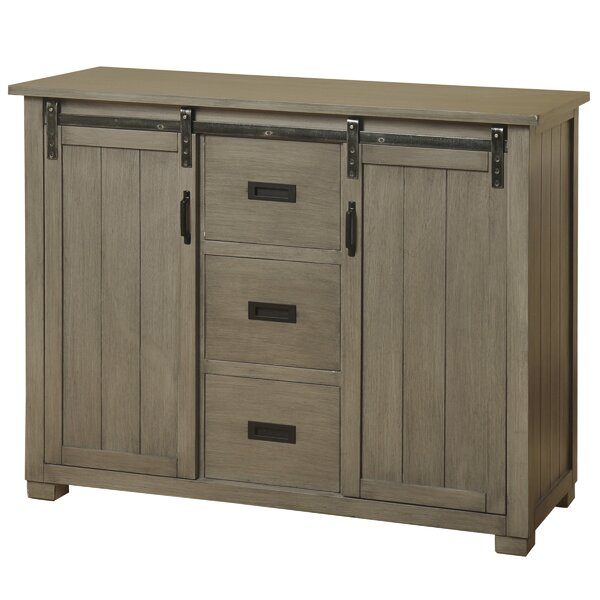 Ewart Barn Door Sideboard By Gracie Oaks