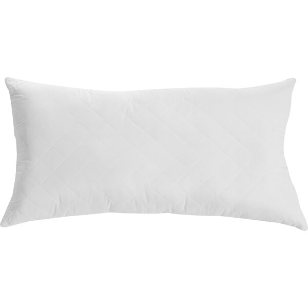 Wayfair Basics Extra Firm Quilted Polyester Pillow (Set of 2) by Wayfair Basics™
