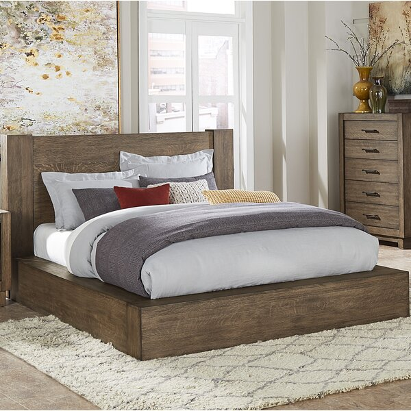 Platform Bed by Modern Rustic Interiors