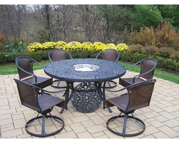 Cheree 7 Piece Dining Set