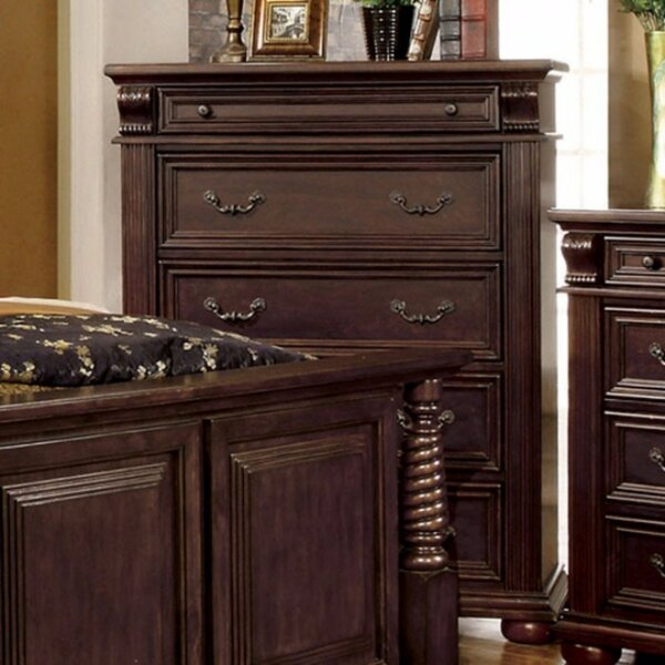 Enloe 4 Drawer Accent Chest by Darby Home Co