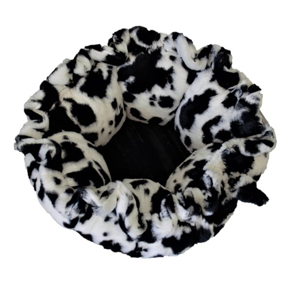 Lily Pod Spotted Pony Bolster by Bessie and Barnie