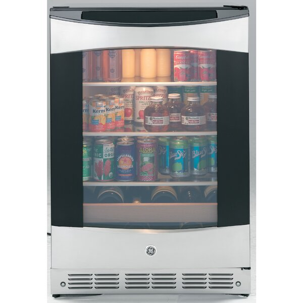 23.75-inch 5.5 cu. ft. Undercounter Beverage Center by GE Profile™